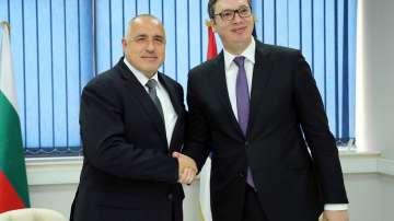 Премиерът Борисов ще бъде удостоен с Орденът на Република Сърбия