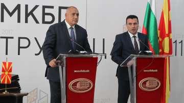 Коридор № 8 е приоритетният инфраструктурен проект за България и Македония