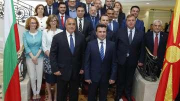 От нашите пратеници: България и Македония загърбват политиката на разделението
