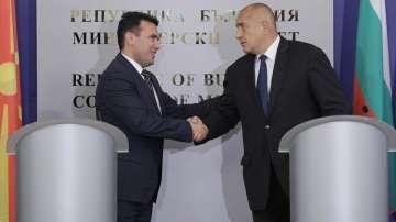 Борисов и Заев ще открият заедно участък от АМ Струма между Кресна и Сандански