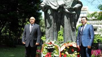 За първи път България и Македония честват заедно 24 май в Рим