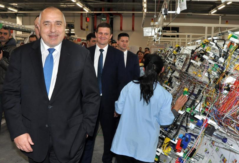 Премиерът Бойко Борисов беше попитан от репортери в Хасково за