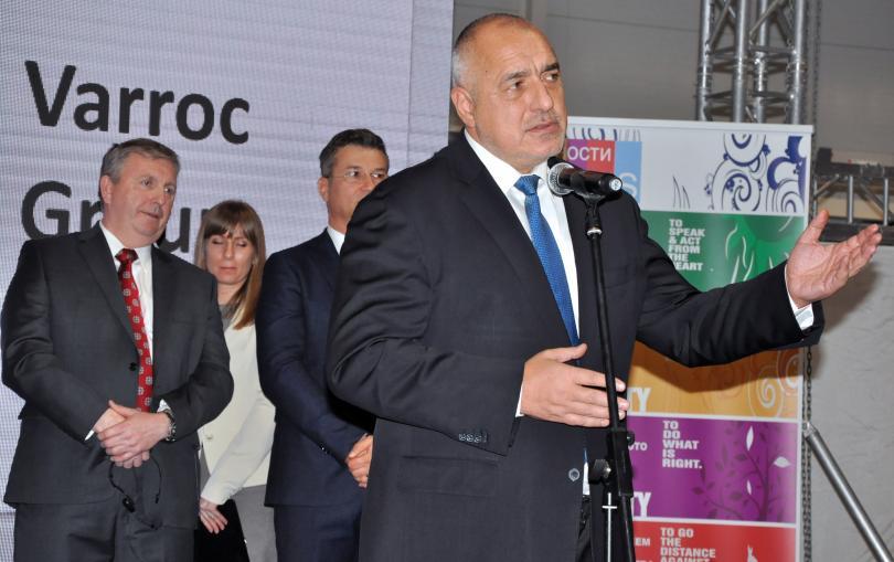 Премиерът Борисов коментира актуалните политически теми. По думите му коалицията