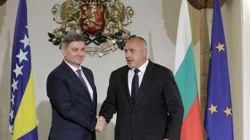 Борисов и Звиздич обсъдиха създаването на регионална авиокомпания за Балканите