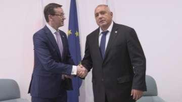 Борисов разговаря с премиерите на Швеция и Полша