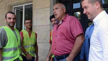 Борисов: Ще положим усилия да помогнем на засегнатите от фалита на Олимпик