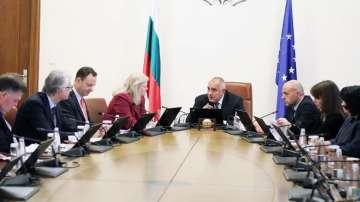Премиерът Борисов се срещна с енергийни експерти от САЩ