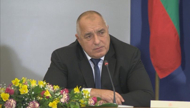 Премиерът Борисов изпрати съболезнователна телеграма до турския президент