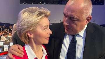 Борисов и Фон дер Лайен обсъдиха промените в климата