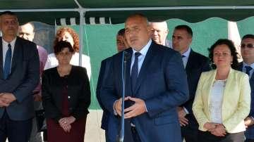 Премиерът Борисов не се притеснява от вот на недоверие