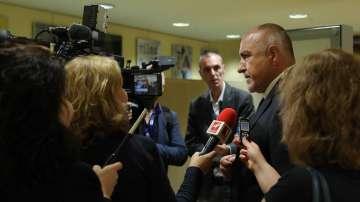 Борисов: Положихме огромни усилия за решаване на проблемите с миграцията