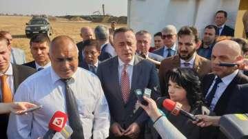 Над 75 млн. лева струва първият участък от Балкански поток