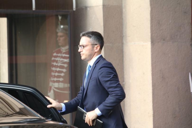 снимка 4 Започна срещата в президентството за двустранните отношения със Скопие (СНИМКИ)
