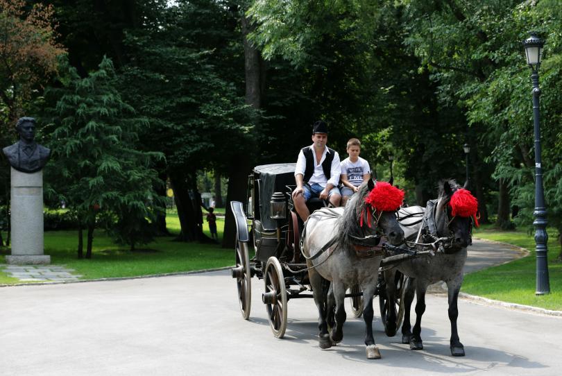снимка 2 Борисовата градина на 135 години (СНИМКИ)
