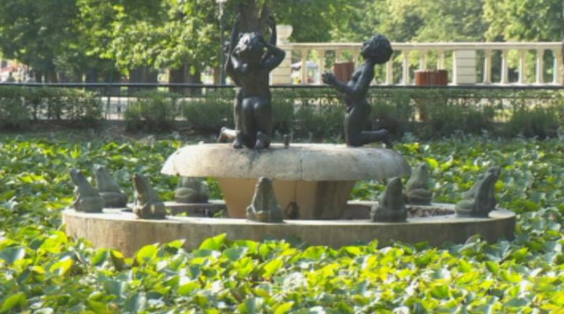 снимка 7 Борисовата градина на 135 години (СНИМКИ)