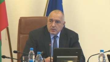 Борисов на последното заседание в МС: Пожелавам успех на следващото правителство