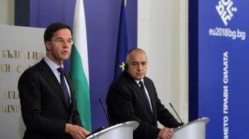 Марк Рюте: България е постигнала много по пътя към Шенген, но има още работа