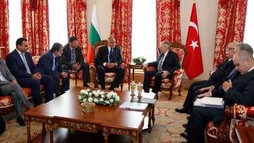 Турция постави условия на ЕС по време на посещението на Борисов в Истанбул