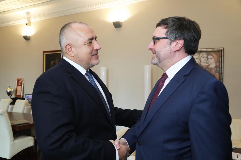 """""""България и САЩ са съюзници и стратегически партньори. Сътрудничеството ни"""