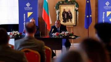 Премиерът Бойко Борисов се срещна с българската общност в Москва
