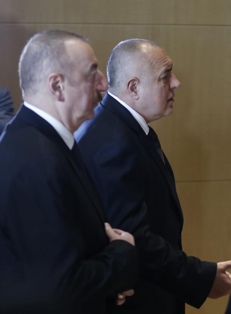 снимка 2 Борисов участва в откриването на Седмия глобален бакински форум в Азербайджан