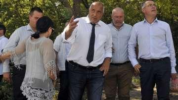 Премиерът Бойко Борисов на посещение в Кърджалийско