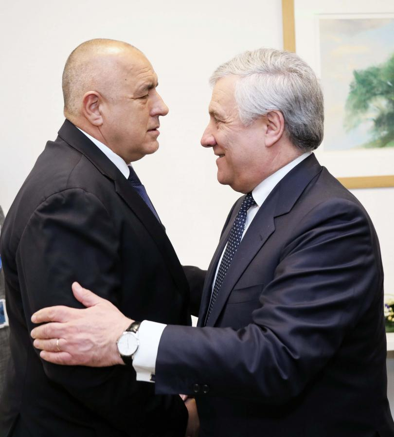 снимка 2 Борисов: Решението за пакет Мобилност трябва да се вземе от следващия ЕП