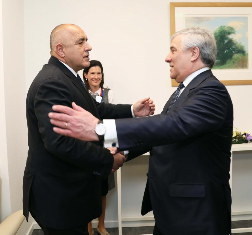 снимка 1 Борисов: Решението за пакет Мобилност трябва да се вземе от следващия ЕП
