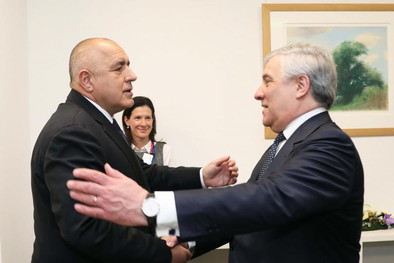 Борисов: Решението за пакет Мобилност трябва да се вземе от следващия ЕП
