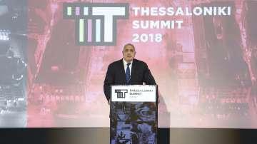 Премиерът Борисов в Солун: Няма по-добро място от Европейския съюз