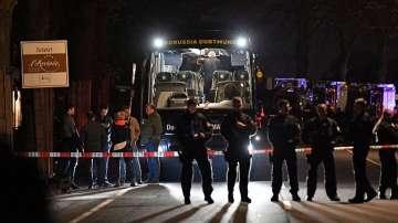 Полицията разследва ислямистка връзка за експлозиите в Дортмунд