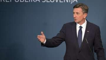 Борут Пахор спечели нов президентски мандат в Словения