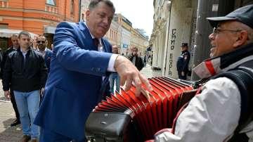 Преди спорния референдум в Босна и Херцеговина