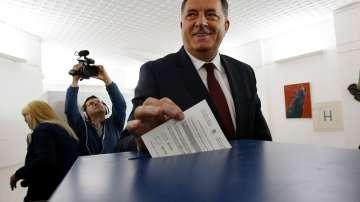 Спокойно премина гласуването в Република Сръбска