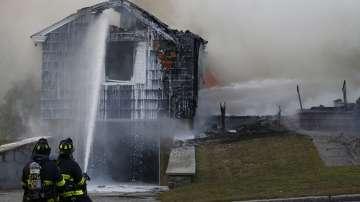 Инцидент с газопреносната мрежа в Бостън опожари десетки домове