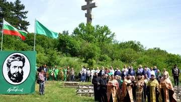 България се прекланя пред подвига на Ботев и загиналите за свободата
