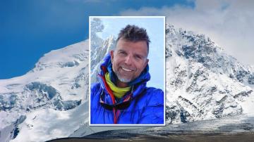 Жената до Боян Петров: Днес върхът да не се изкачва и спасителите да не рискуват