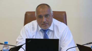 Борисов за опозицията: За да ги забележат, трябва да изговорят маса глупости