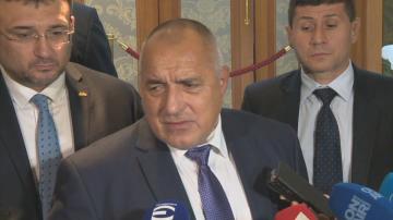 Бойко Борисов: Могат да се направят реформи в дейността и организацията на НСО
