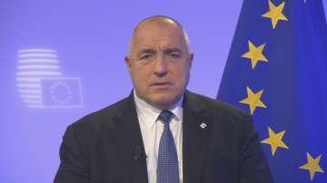 Бойко Борисов пред Панорама: Винаги съм за една силна и обединена Европа
