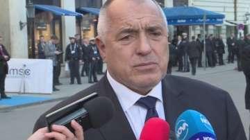 Бойко Борисов коментира промените в Изборния кодекс