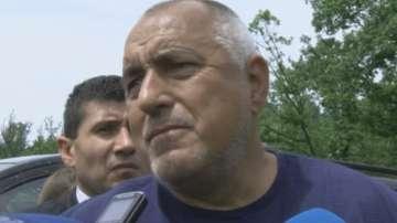 Премиерът Бойко Борисов с първи коментар след евроизборите