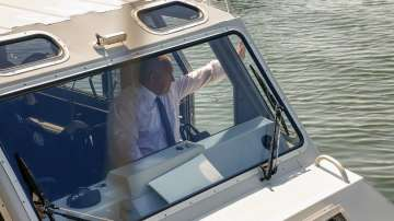 Премиерът Борисов: След изтребителите ще бъдат купени нови патрулни кораби