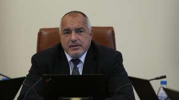 Премиерът Бойко Борисов попълни здравна карта за донорство