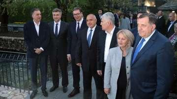 Продължава визитата на премиера Бойко Борисов в Босна и Херцеговина