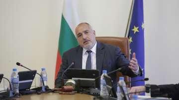 Премиерът Бойко Борисов заяви, че няма да влиза във войните на президента