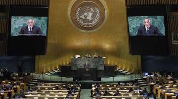 Премиерът Бойко Борисов произнесе реч пред ООН