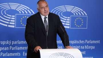 Борисов представи резултатите от Българското европредседателство в Страсбург