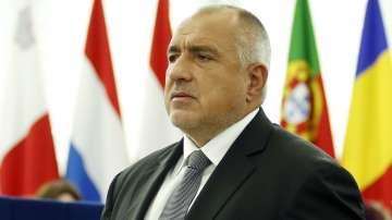 Премиерът Бойко Борисов отговаря на критиките на президента