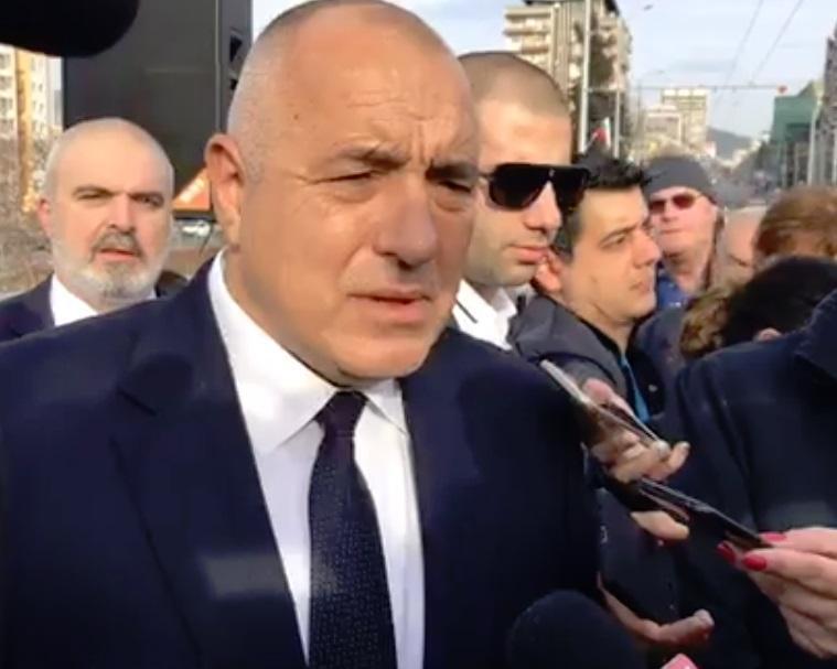 Премиерът Борисов изказа съболезнования за жертвите на катастрофата в Македония
